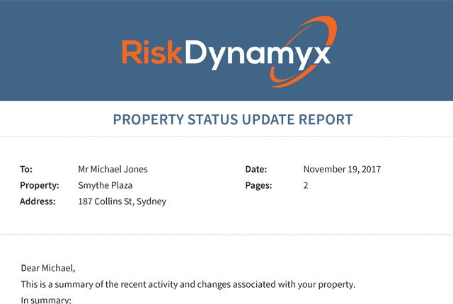 Dynamyx reports