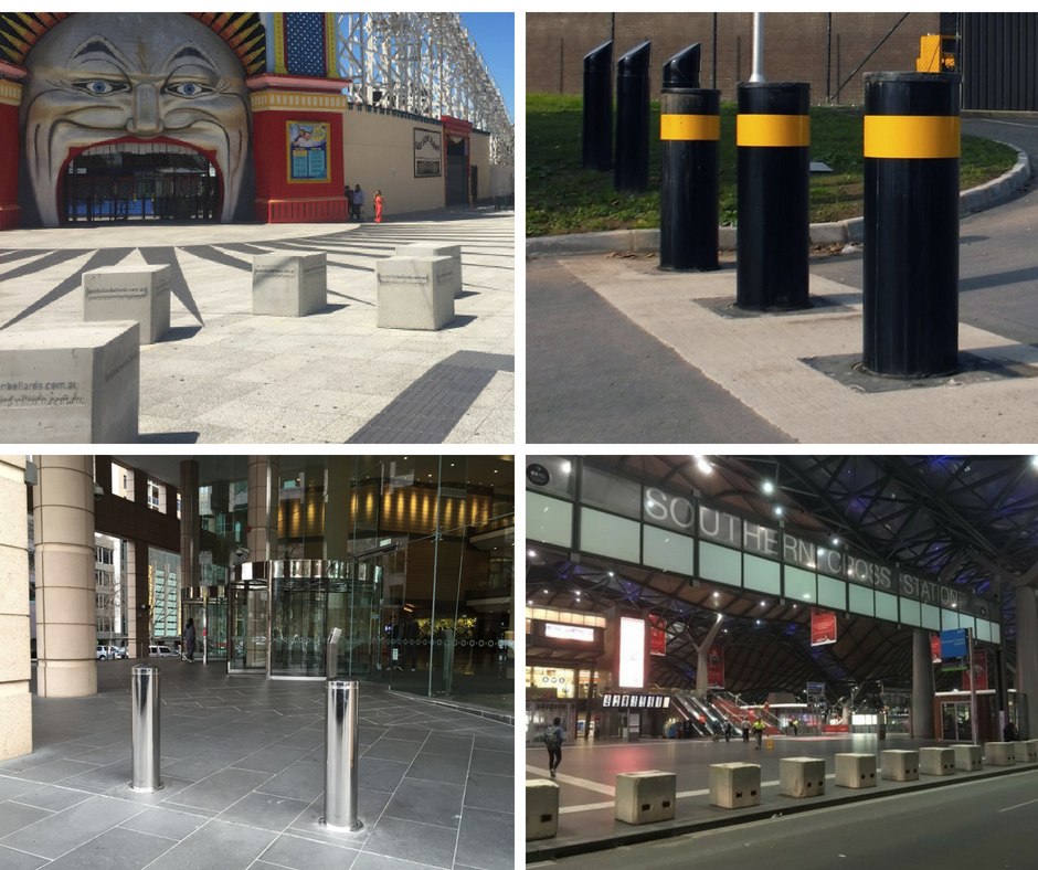 Bollards are they effective